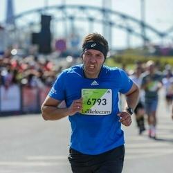 The 27th Lattelecom Riga Marathon - Māris Ķikāns (6793)