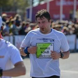 The 27th Lattelecom Riga Marathon - Nauris Vērsis (4348)