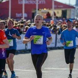 The 27th Lattelecom Riga Marathon - Kārlis Prauliņš (5493)