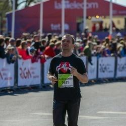 The 27th Lattelecom Riga Marathon - Aliaksandr Charnavoki (5625)