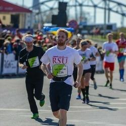 The 27th Lattelecom Riga Marathon - Valentin Debus (4234)