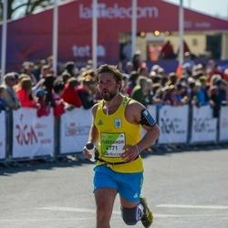 The 27th Lattelecom Riga Marathon - Oleksandr Onishchenko (4771)