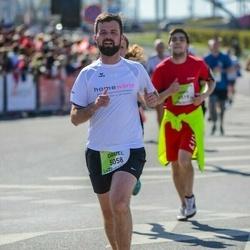 The 27th Lattelecom Riga Marathon - Daniel Bub (5058)