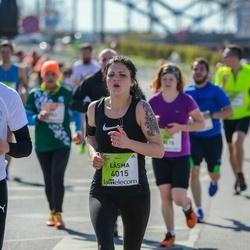 The 27th Lattelecom Riga Marathon - Lāsma Turkopole (4015)