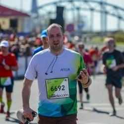The 27th Lattelecom Riga Marathon - Pauls Jansons (6692)