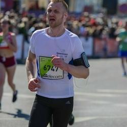 The 27th Lattelecom Riga Marathon - Agris Lietuvietis (6747)