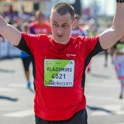 The 27th Lattelecom Riga Marathon - Vladimirs Isajevs (4521)