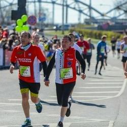 The 27th Lattelecom Riga Marathon - Emilio Gallina (3573)