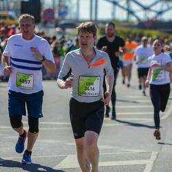 The 27th Lattelecom Riga Marathon - Erik Poeplow (3416)