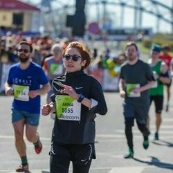 The 27th Lattelecom Riga Marathon - Anna Alimbetova (5055)