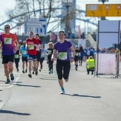 The 27th Lattelecom Riga Marathon - Anastasia Fomina (5615)