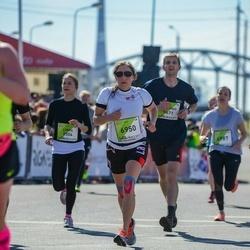 The 27th Lattelecom Riga Marathon - Ineta Jansone (6950)
