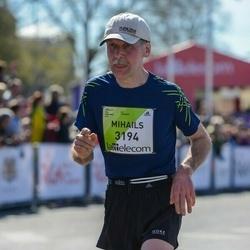 The 27th Lattelecom Riga Marathon - Mihails Hajenko (3194)