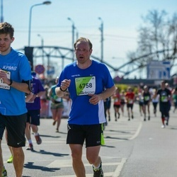 The 27th Lattelecom Riga Marathon - Armands Beiziķis (6758)