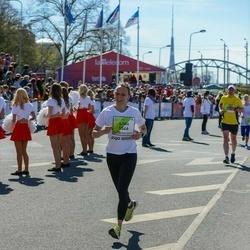 The 27th Lattelecom Riga Marathon - Ilona Segliņa (5546)