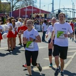 The 27th Lattelecom Riga Marathon - Zane Kvedere (2529)