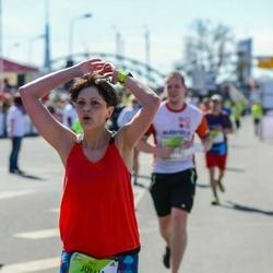 The 27th Lattelecom Riga Marathon - Jūlija Jačmeņeva (2801)