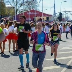 The 27th Lattelecom Riga Marathon - Viktorija Safronova (5512)
