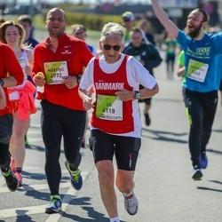 The 27th Lattelecom Riga Marathon - Lis Wilhelmsen (4118)