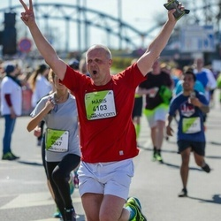 The 27th Lattelecom Riga Marathon - Māris Šmits (4103)