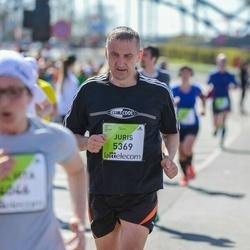 The 27th Lattelecom Riga Marathon - Juris Romanovskis (5369)