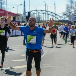 The 27th Lattelecom Riga Marathon - Ofer Ben Gigi (4979)