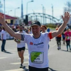 The 27th Lattelecom Riga Marathon - Tõnu Rannamäe (4415)