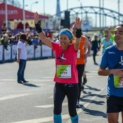 The 27th Lattelecom Riga Marathon - Catia Ramos (5777)