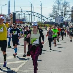 The 27th Lattelecom Riga Marathon - Karina Mijenko (3531)