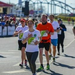 The 27th Lattelecom Riga Marathon - Ance Pabērza (3699)