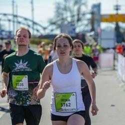 The 27th Lattelecom Riga Marathon - Irina Lukina (5762)