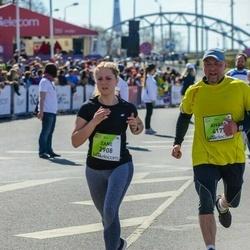 The 27th Lattelecom Riga Marathon - Zane Sproģe (2908)