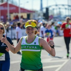 The 27th Lattelecom Riga Marathon - Ruta Bendikaite (2569)