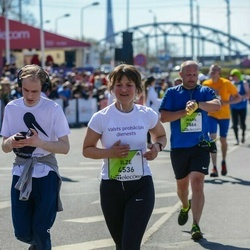 The 27th Lattelecom Riga Marathon - Ilze Gregersone (4536)