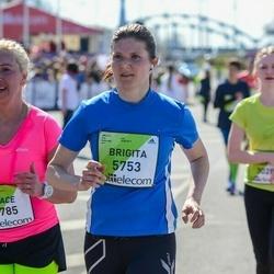 The 27th Lattelecom Riga Marathon - Brigita Actiņa (5753)