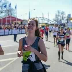 The 27th Lattelecom Riga Marathon - Līga Elksne (5953)