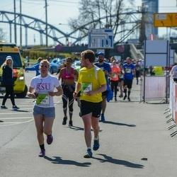 The 27th Lattelecom Riga Marathon - Patricia Heidemann (4195), Arturs Cirjevskis (5871)