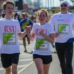 The 27th Lattelecom Riga Marathon - Viktorija Putniņa (4238)