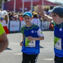 The 27th Lattelecom Riga Marathon - Dmitrijs Ļaskevičs (5914)