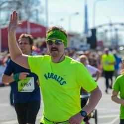 The 27th Lattelecom Riga Marathon - Mārtiņš Kaķītis (3012)
