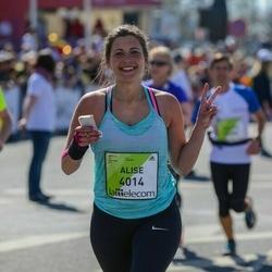 The 27th Lattelecom Riga Marathon - Alise Gaidule (4014)