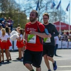 The 27th Lattelecom Riga Marathon - Igor Loktev (6490)