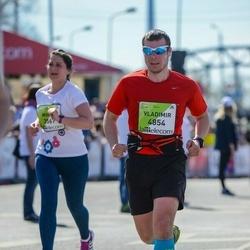 The 27th Lattelecom Riga Marathon - Vladimir Kolechko (4854)