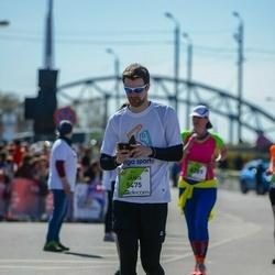 The 27th Lattelecom Riga Marathon - Jānis Šmits (5475)