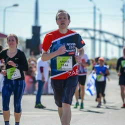 The 27th Lattelecom Riga Marathon - Andris Mednis (3144)