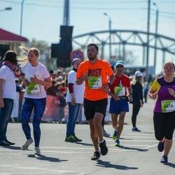 The 27th Lattelecom Riga Marathon - Timofey Strebkov (2612)