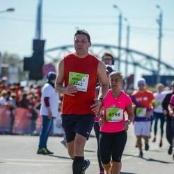 The 27th Lattelecom Riga Marathon - Mihails Basmanovs (4343)