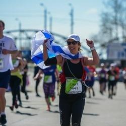 The 27th Lattelecom Riga Marathon - Libat Malca (5643)