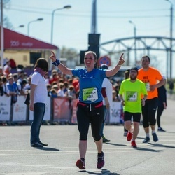 The 27th Lattelecom Riga Marathon - Gabriela Rastner (3254)