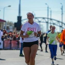 The 27th Lattelecom Riga Marathon - Inga Bēniņa (4253)
